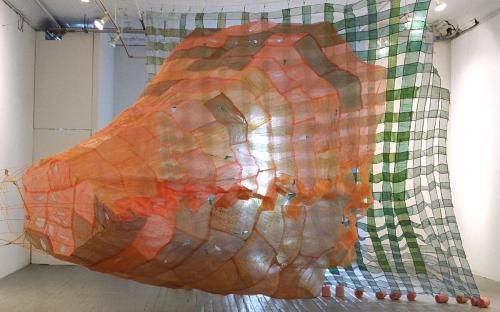 Trap, installation by Leah Reynolds