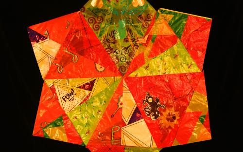 collaborative kite