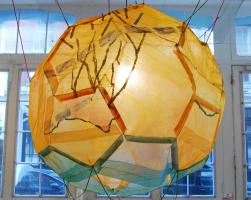 Orgone Ball by Leah Reynolds