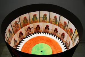 Zoetrope #1 by Leah Reynolds