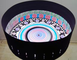 Zoetrope #2 by Leah Reynolds